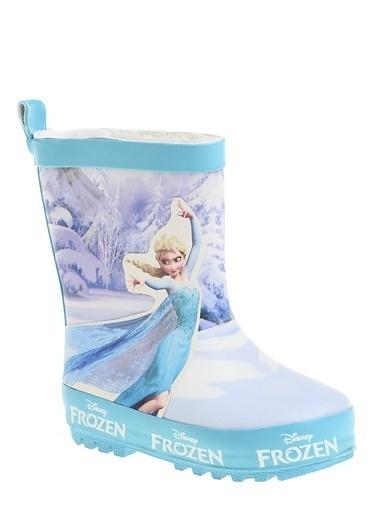 Frozen Yağmur Çizmesi Mavi